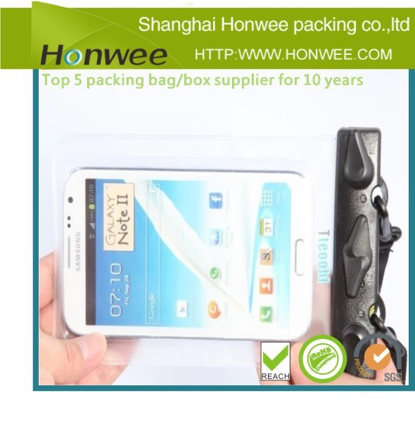 iphone 6 eco friendly pvc packing bag