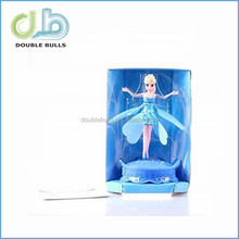 Custom mini elsa flying fairy Small fly fairy suspension plane The bird Flying fairy wholesale