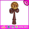 2015 Newest wooden Kendama toy set,Kendama Wholesale Wood Kendama balls Kendama,wooden Kendama toy with 18*6*7cm W01A017