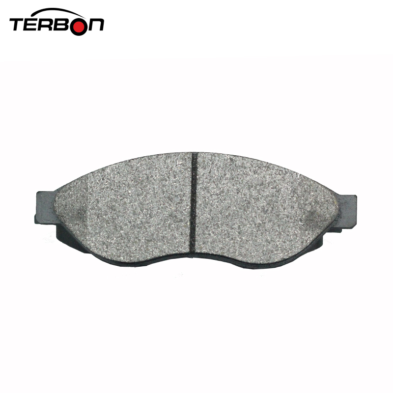 Front Brake Pads and Rotors for Peugeot with Emark