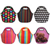 China Supplier New Fashion Custom Printed Thermal Cooler bag Insulated Neoprene Lunch Bag