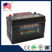 China Supplier 46b24 lead Acid batteries 12v 45ah car battery