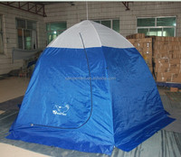 pop up fishing tent ice fishing shelter