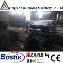 Industrial double sided tape coating machine
