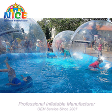 water walking ball inflatable ball floating water ball for adult