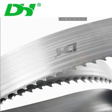 Professional band saw blade can be welding,portable band saw for wood for sales