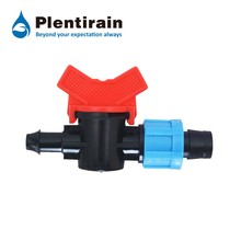 Drip Irrigation Tape Mini Valves For Pe Pipe