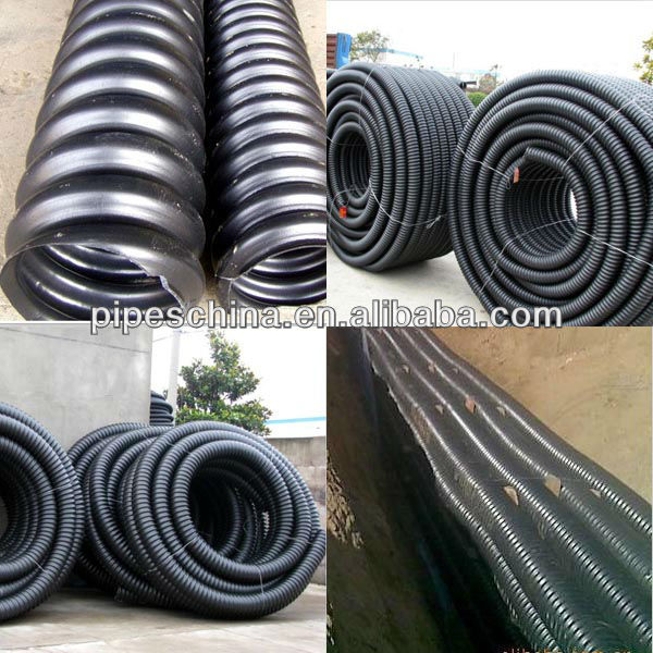 Hdpe cable ducting