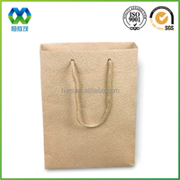 2015 christmas decoration paper bag without logo