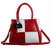 Wholesale newest famous woman genuine leather handbag
