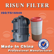 Cartridge Air filter with high performance KW2337 for DONGFENG FAW MAN MAZ truck