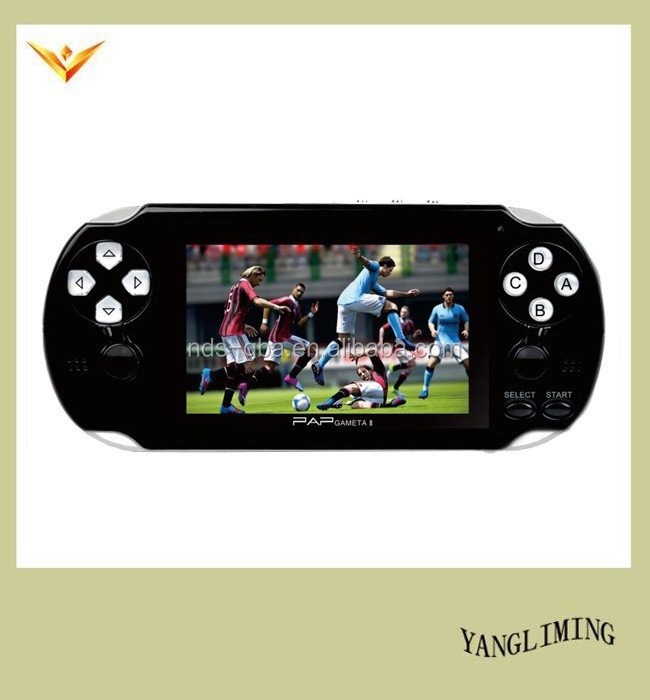 4.1inch Factory price video game consoles of PAP-GAMETAII