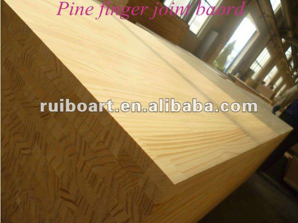factory price finger joint board