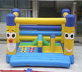 Hola cheap bouncy castle for kids/used commercial bounce houses for sale