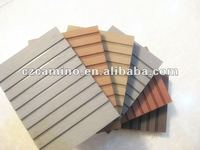 tongue and groove wood plastic composite decking