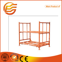 Double layer stacking rack for tire /MLTFD for storage solution