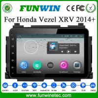 Accessories For Car For Honda Vezel 2015 Gps Navigator With Auto Radio Bluetooth USB Radio WIFI 3G