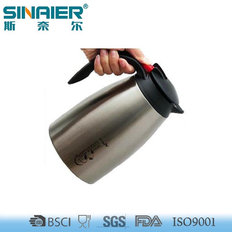 1.2L 1.5L 2.0L stainless steel tea pot,coffee pot