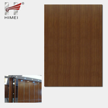 Waterproof pvc exterior wall decorative wood panel