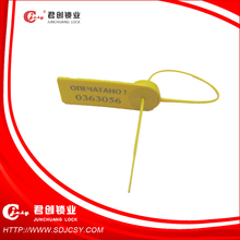 Heavy Duty Pull Snug Seals Plastic Security Bank Seal Tag