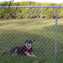 Custom panel sizing chain link dog cage outdoor large steel dog cage for sale