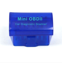 New Arrival Super Mini Bluetooth ELM 327 Hardware V2.1 OBD2 Scan Tool ELM327 White Blue Black V1.5 obd2 elm327 usb -bus scanner