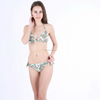 Just Arrivals Popular Double Fabrics Sexy Low Rise Girl Seamless Brazilian Bikini Swimwear