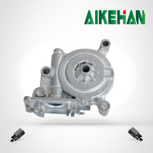 zinc alloy die casting parts aluminum die casting with and blasting for motor body part