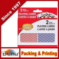 CLASSIC GAMES 2 DECKS OF PLAYING CARDS (430082)