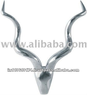Antique Imitation Aluminium Animal Sculpture