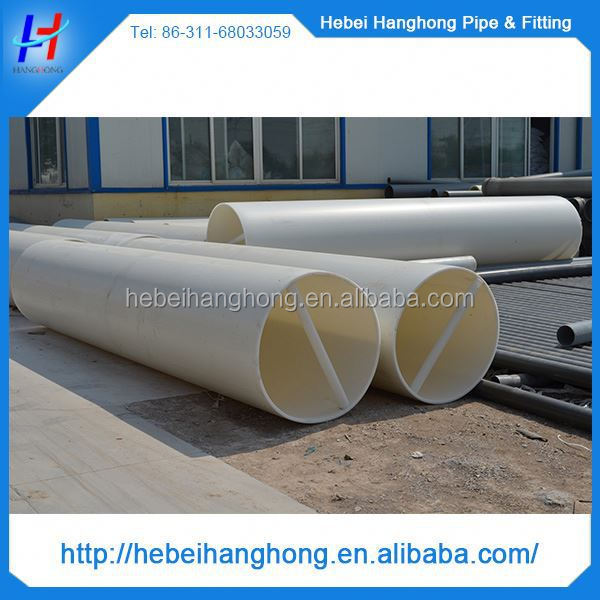 Trade Assurance Supplier uv resistant pvc pipe