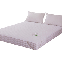 10 Years Warranty Queen Size Cotton Quilted Waterproof Mattress Cover, factory price