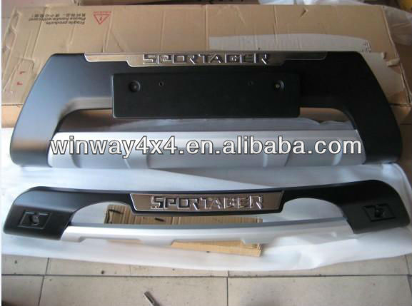 KIA SPORTAGE FRONT & REAR BUMPER FOR SPORTAGE 2012 2013