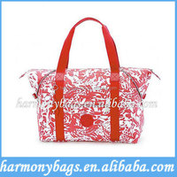 2015 New Products Ladies Popular Full Printing Custom Purses and Handbags