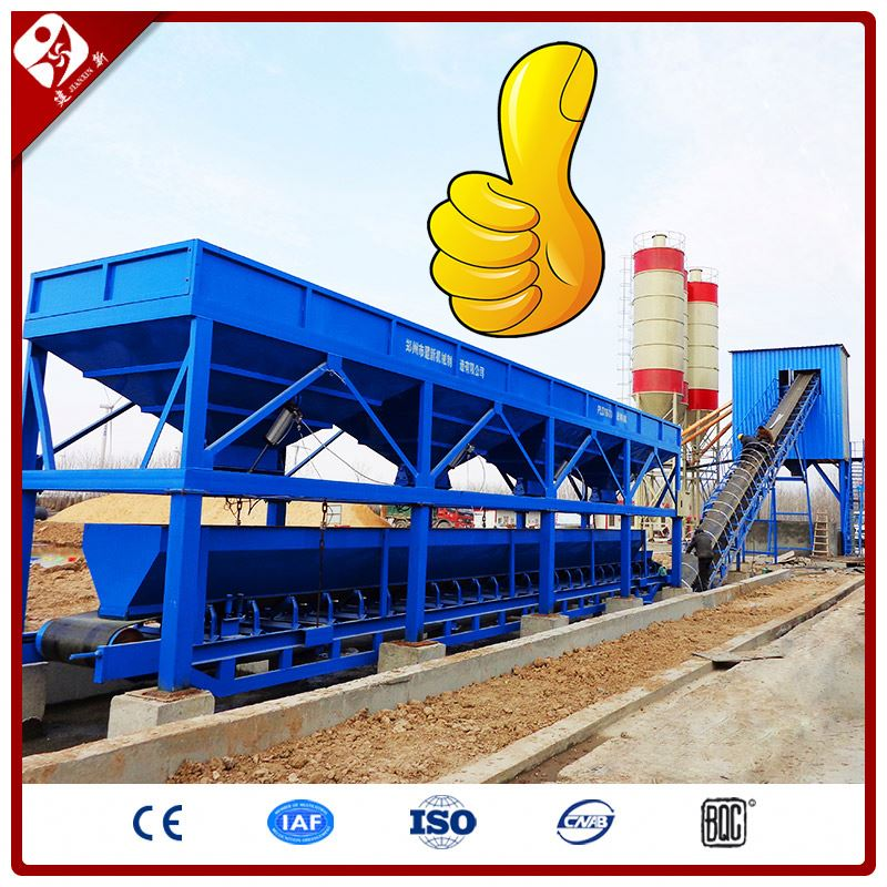 Best Factory Price Hzs Series 60 M3 Universal Ready Mixed Concrete Batching Plant(60M3/H) Hzs60 For Sale In India
