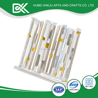 New best round wooden disposable wholesale chopsticks