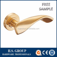 zinc door handle factory