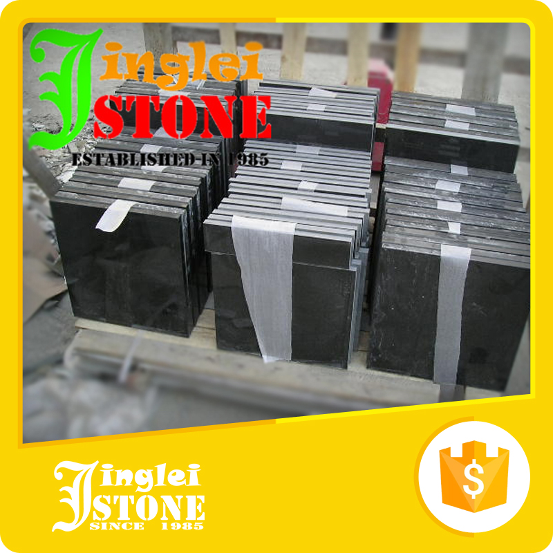Factory Manufacturer Black Granite Slabs