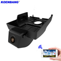 Novatek 96655 car camera dvr Wifi Hidden Camera for LEXUS NS