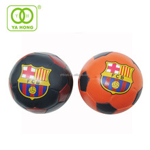 Custom stress ball of FCB anti stress free stress soccer ball