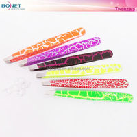 BTZ0018 2014 New Design Popular Stainless Eyebrow Tweezers