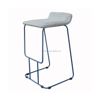 BS010B Wrought iron stool