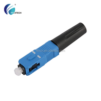 FTTH Fiber Optic Fast Connector APC