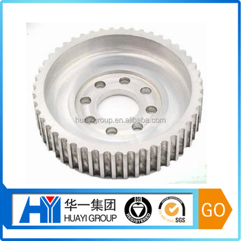 Precision anodizing aluminum CNC milling machining parts