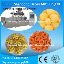 China manufacturer koko snacks machines factory