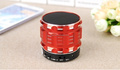 S28 Portable Mini BT Speaker Metal Steel Wireless Smart Handfree Speaker