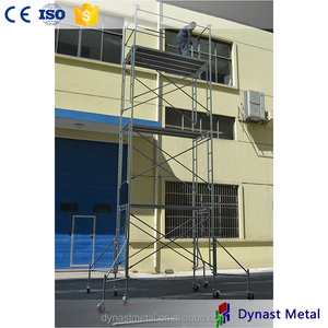 Steel Hot Dip Galvanizing mobile construction and housing industries layher Asia Frame Scaffolding