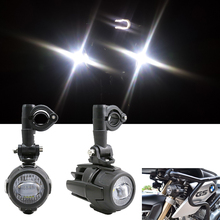 Super quality 3000LM Motorcycle LED Auxiliary Lights for B MW R1200GS