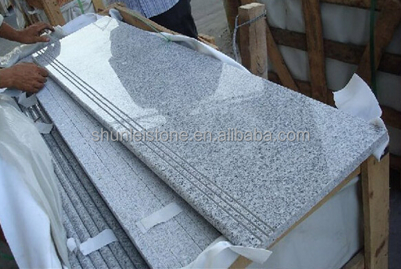 g603 chinese cheap granite stairs, chinese granite g603, g654