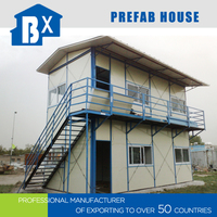 Light Weight Environmental Design prefab houses made in China